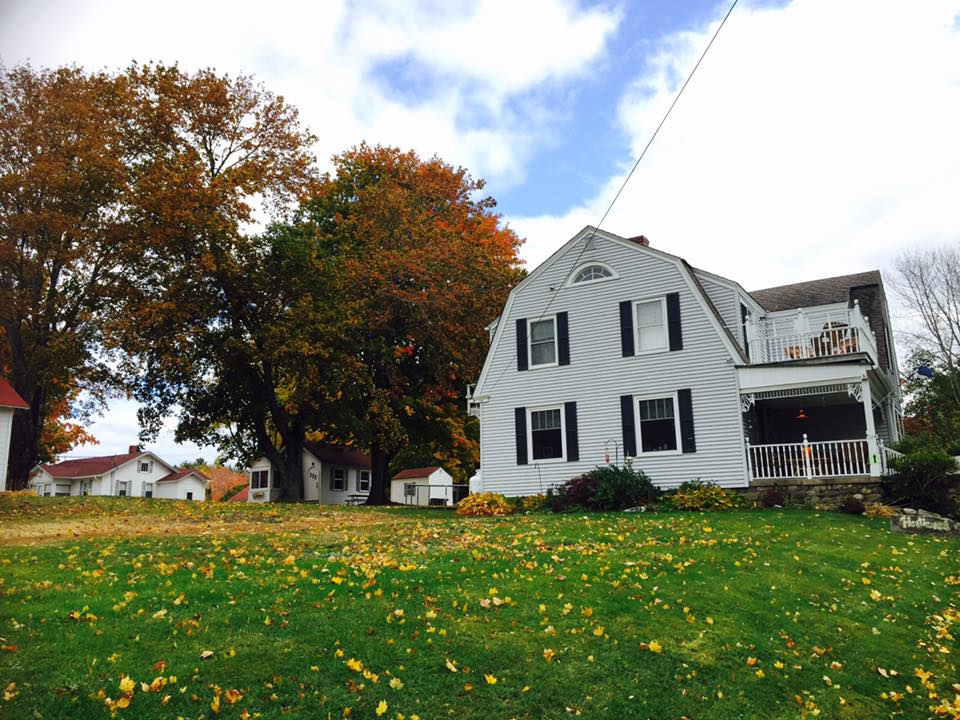 Late Fall at Heathwood Inn