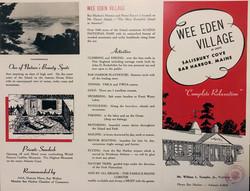 Eden Village back in the day