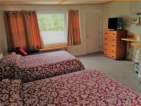 Motel Room at Eden Village