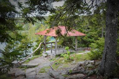 Asticou Terraces Acadia