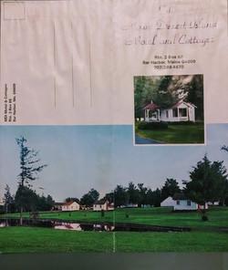 Eden Village's Historic Ads