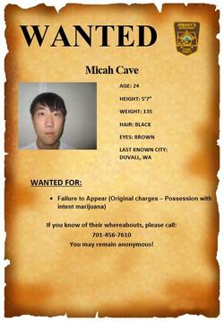 Micah Cave
