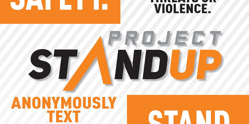 Project Stand Up: School Safety Forum