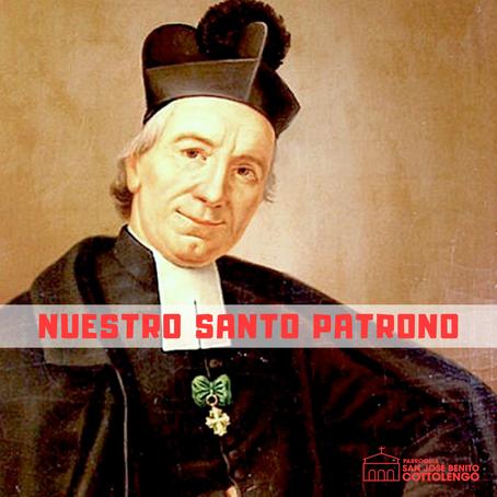 ¿Quién fue San José Benito Cottolengo?