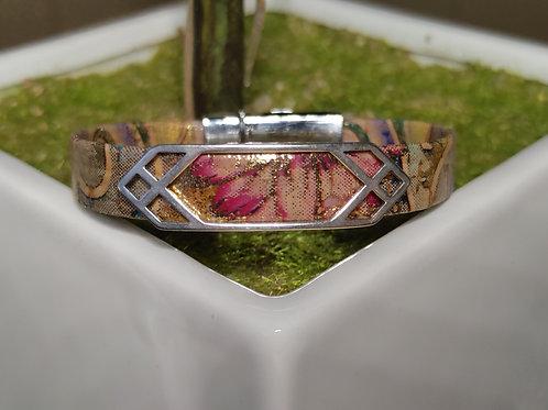 Stunning cork bracelet