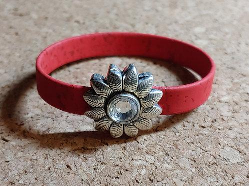 """Sunflower bracelet 7"""""""
