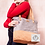 Thumbnail: Textile cork bag grey or red