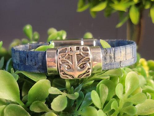Nautical Cork Bracelet