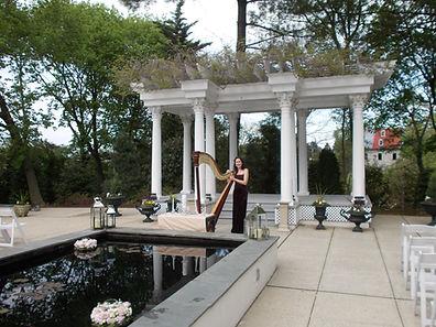 maryland harpist wedding music