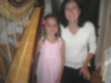 Frederick Maryland Harp Teacher