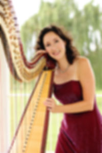 maryland wedding harp music