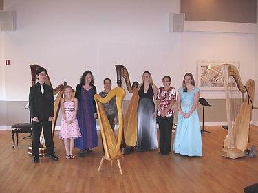 Frederick Maryland Harp Lessons