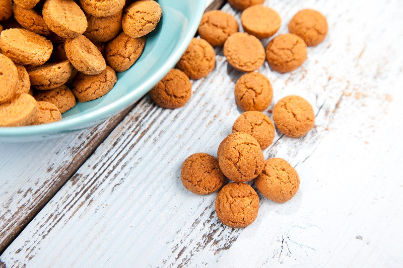 Gluten-Free Chewy Ginger Cookies