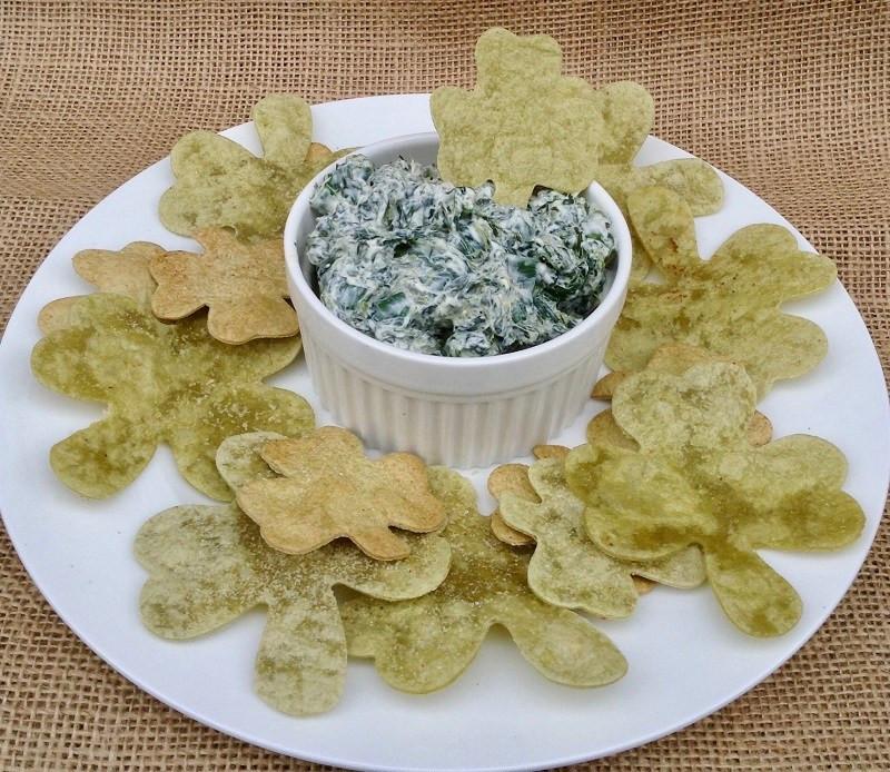 shamrock chips