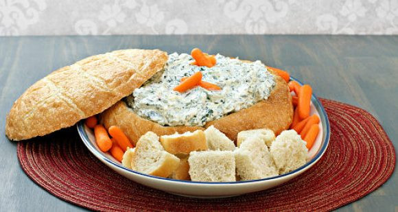 Quick Appetizers for Parties People Rave About Skinny Spinach Dip