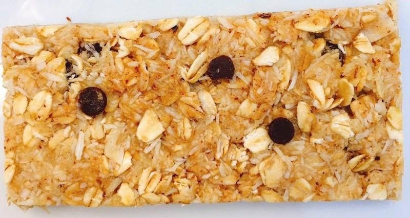Coconut Granola Bar Recipe