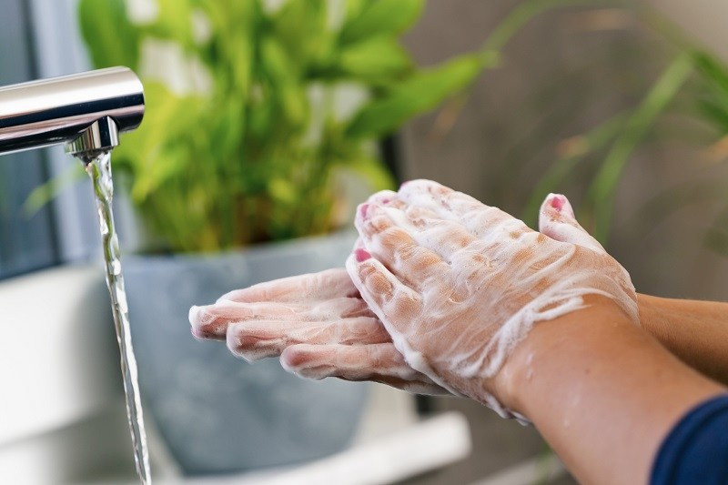 hand washing terms