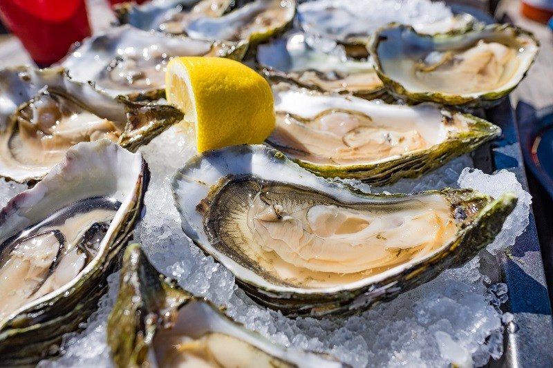Raw Seafood healthiest foods to order
