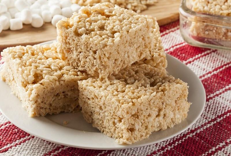 4-Ingredient Rice Krispies Treat