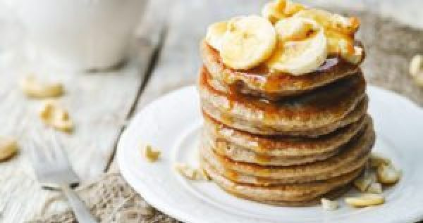 Recipes for Egg Lovers 3-Ingredient Banana Pancakes