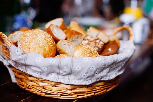 diet bread basket