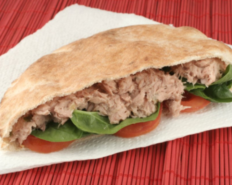 tuna pita sandwich recipes