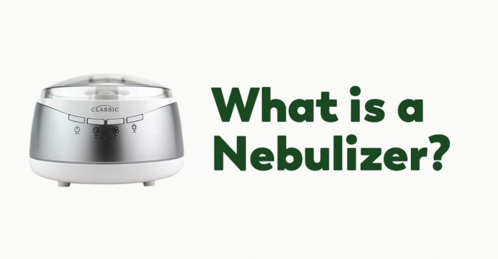 does a nebulizer help with congestion