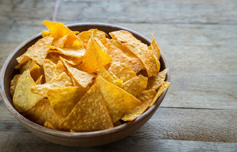 healthy nacho cheese chips