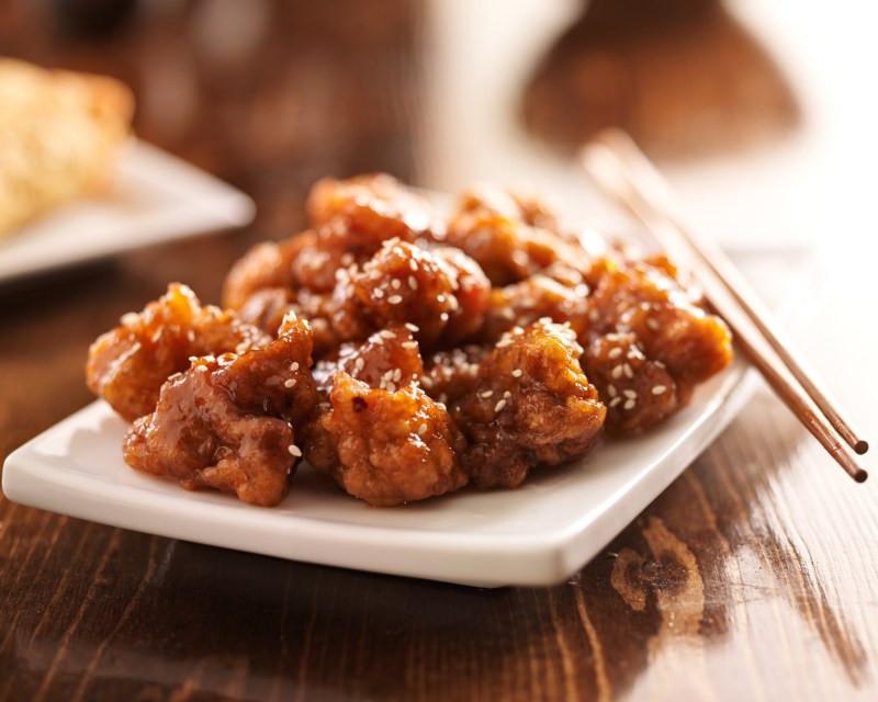 Boneless Sweet & Spicy Thai Chicken Bites Recipe