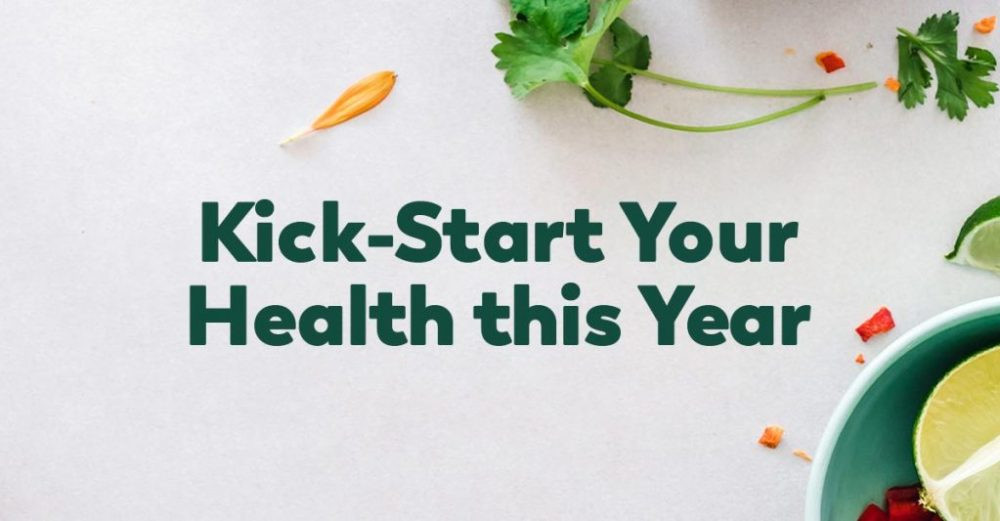 kick-start your health