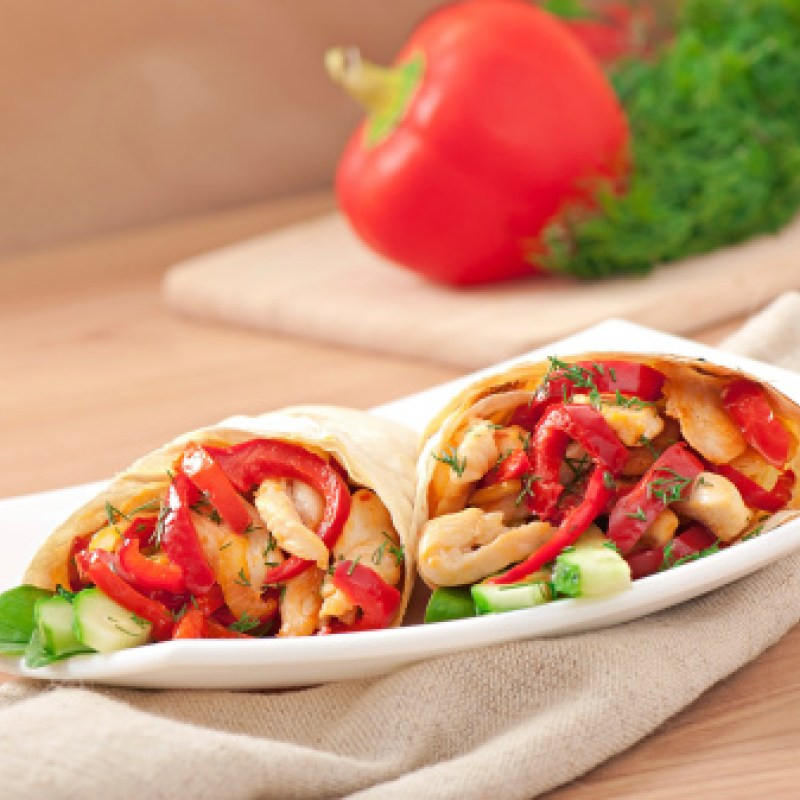 chicken pita pocket sandwich recipes