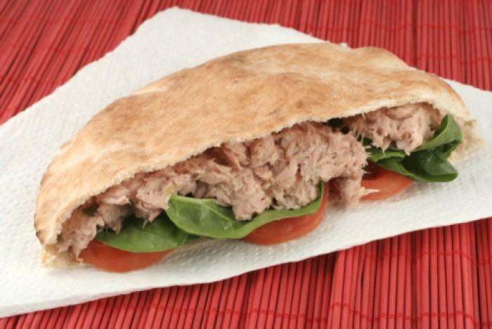 tuna pita healthy meals