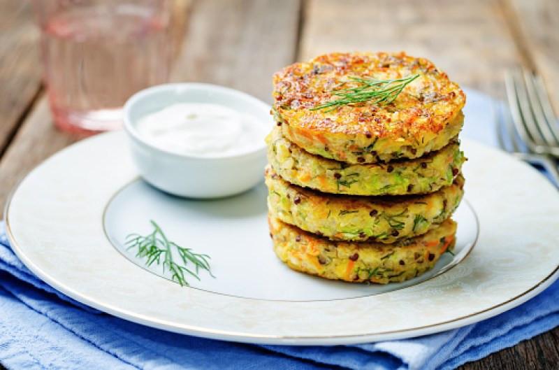 Quinoa-Edamame-Burgers healthy meals