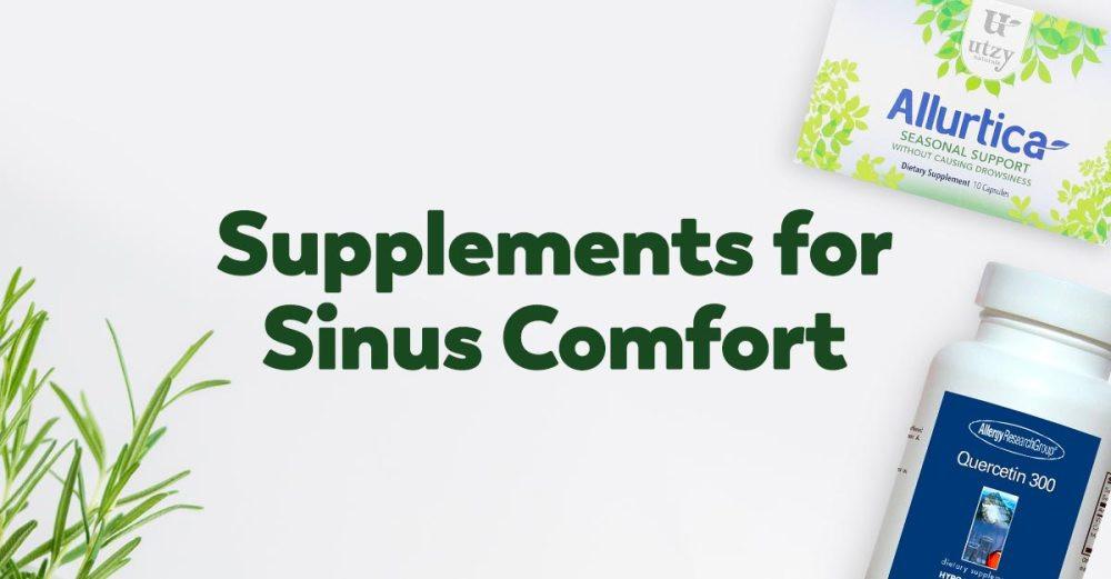 supplements-sinus-comfort-allergy-season