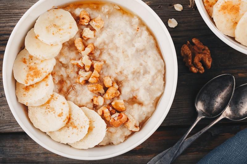 walnut oatmeal