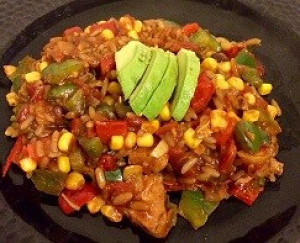 Mexican Recipes Sante Fe Chicken