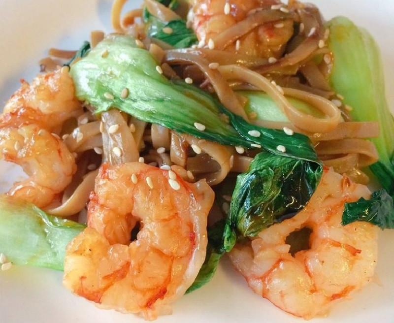 shrimp benefits