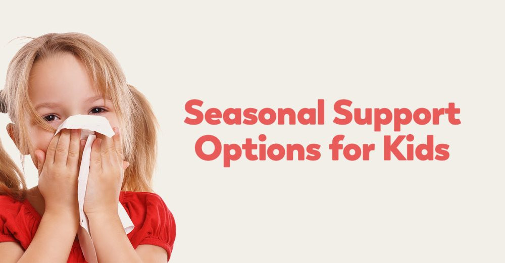 seasonal support for kids