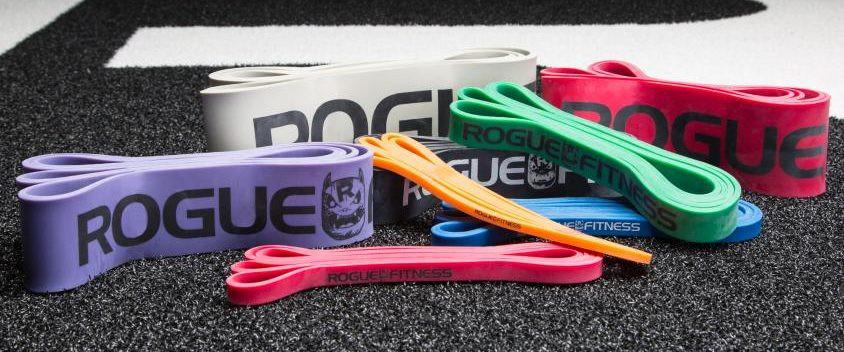 Rogue Rubber resistance bands