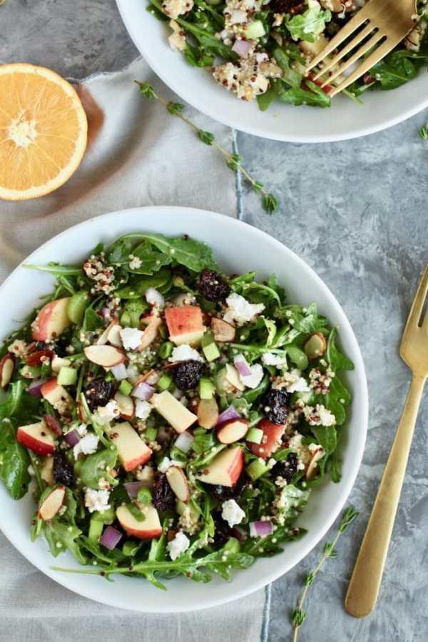 Photo of Arugula Salad - 9 Healthy Quinoa Recipes