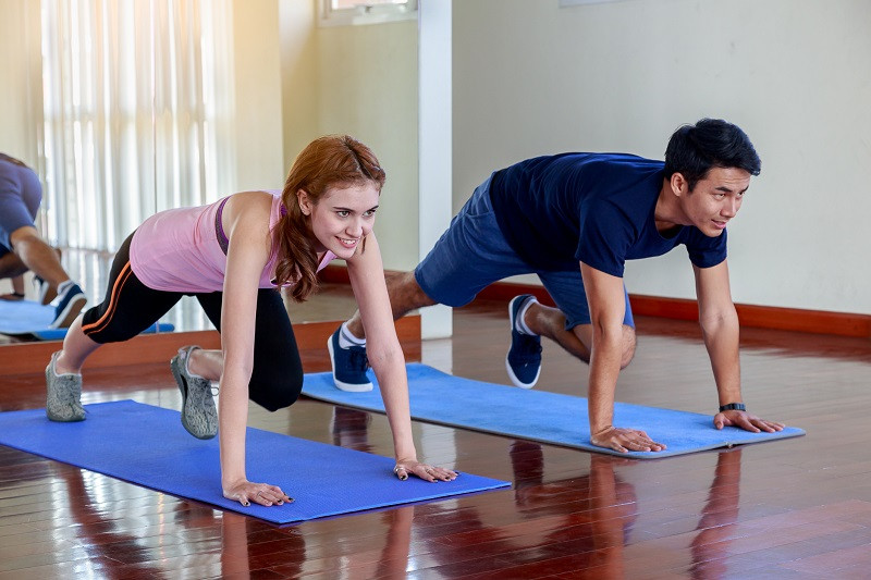 easy home workouts