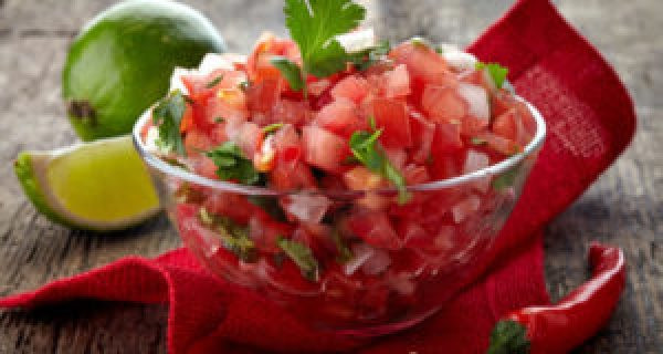 Mexican Recipes Party-Perfect Pico de Gallo