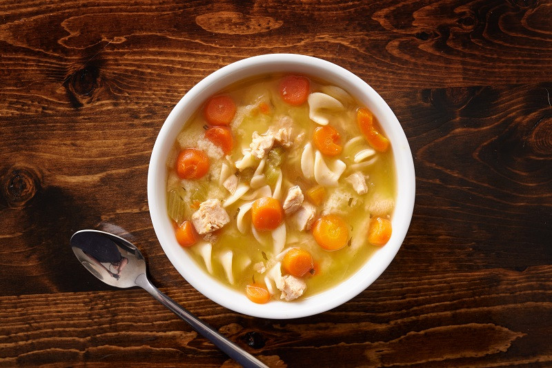 social distancing foods to stock up on