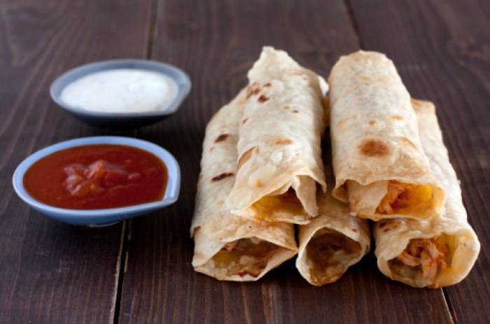 chicken taquitos healthy snacks