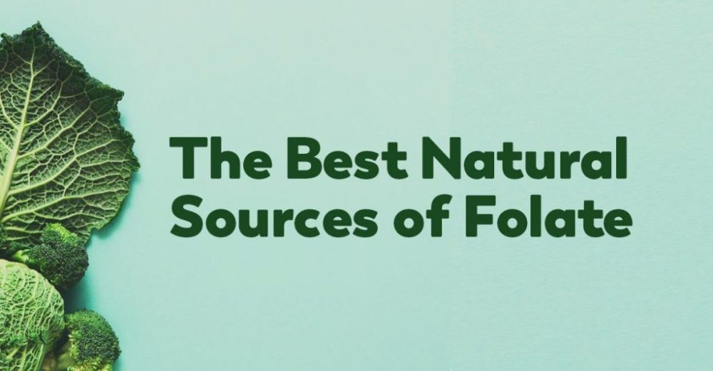 natural sources of folate
