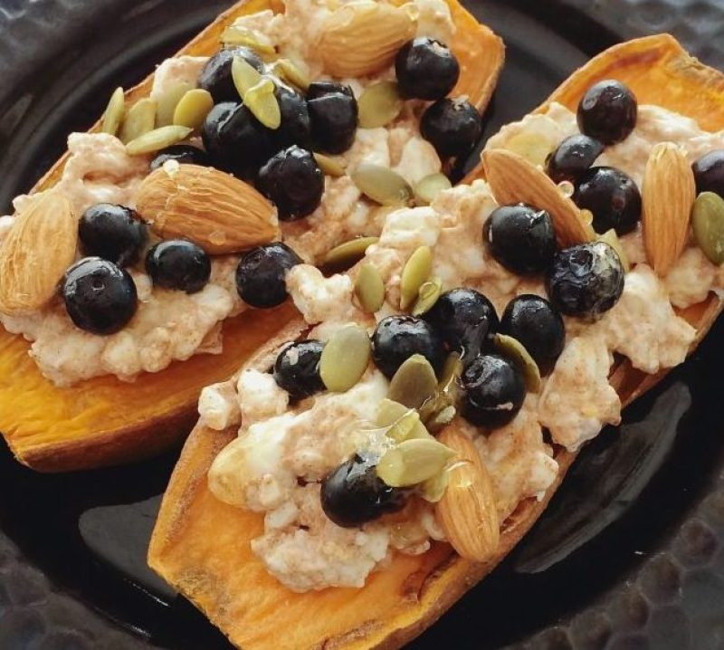 Superfood Saturday: Sweet Potatoes