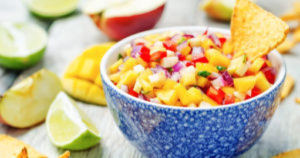 Mexican Recipes Mango Salsa
