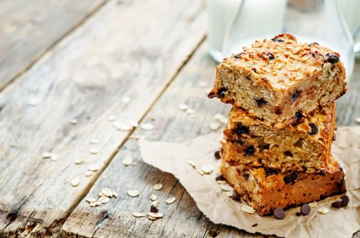 no bake peanut butter granola bar healthy snacks