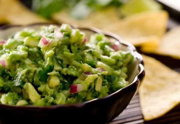 Guacamole diet