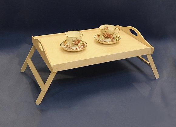 столик-поднос со складными ножками